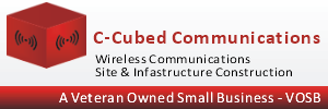 C Cubed Communications, Wireless Site Construction