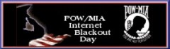 POW/MIA Internet Blackout Observance Day