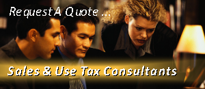 Sales & Use Tax Consultants Services
